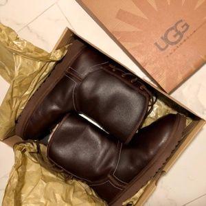 UGG  'Mariana' Water Resistant Short Boot